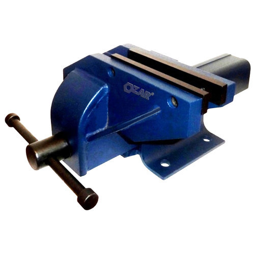 Offset Steel Bench Vice