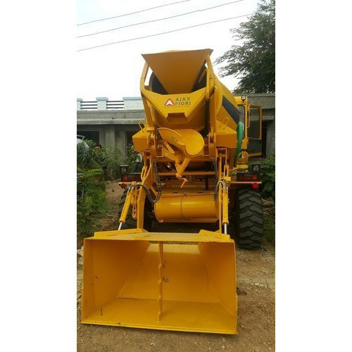 Automatic Self Loading Concrete Mixer For Rent | ID: 18860584948