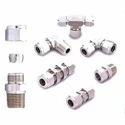 Stainless Steel Single Ferrule Fittings
