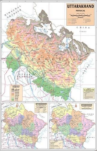 Physical State Maps - Bihar For Physical State Map Manufacturer from ...