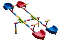 Playground Seesaw Ride