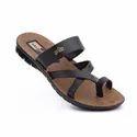 Eva Daily Wear Mens Vkc Designer Slipper, Size: 6-10 Uk