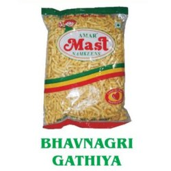 3 Months Bhavnagri Gathiya Namkeen, Packaging Size: 180 Gm, 500 Gm And 1 Kg, Packaging Type: Packet