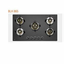 Brass 5 Full High Efficiency Burners For Kitchen