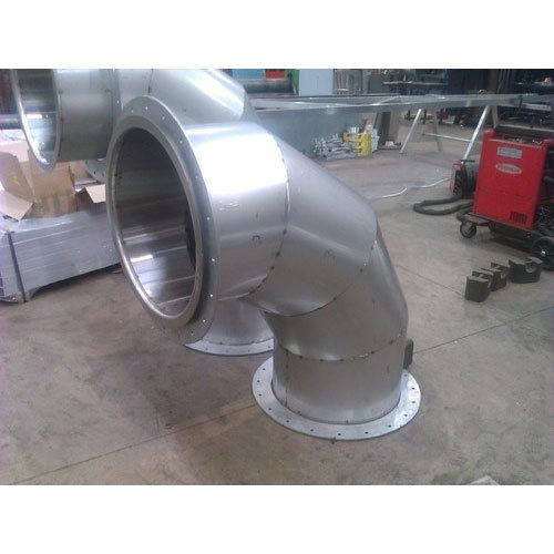 Stainless Steel Round Duct