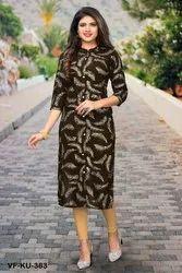 Best Ladies Designer Rayon Kurti