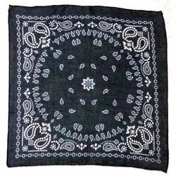 Cotton Printed Mens Designer Handkerchief