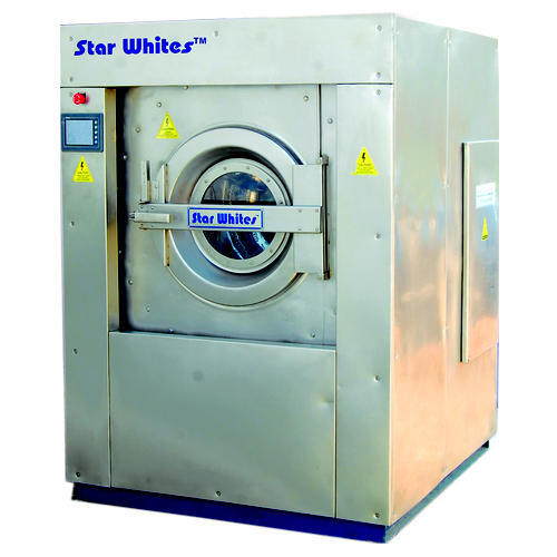 Star Whites Soft Mount Washer Extractor, For Commercial, Capacity: 15-120 Kg