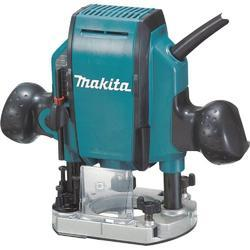 makita elRP0900K Plunge Router, 27000 Rpm, 2.7 Kg