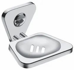 Doyours Soap Dish / Soap Holder - Stainless Steel, Glossy Finish