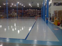 ESD Floor Coating Services