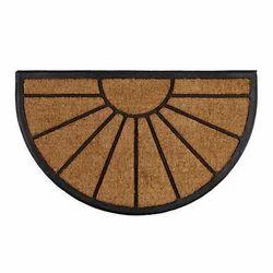 Coir Rubber Door Mat