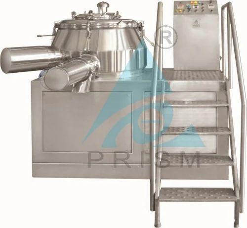 Prism Stainless Steel Rapid Mixer Granulator   ID: 1183296373