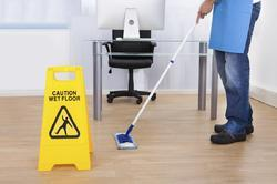 Office Floor Cleaning