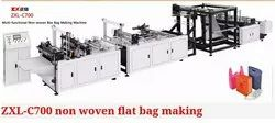 Non-Woven Standup Bag Making Machine ZXL C700