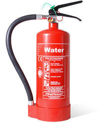 Fire Extinguisher Water Based 9 Ltr