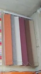 Polyester Vertical Blinds