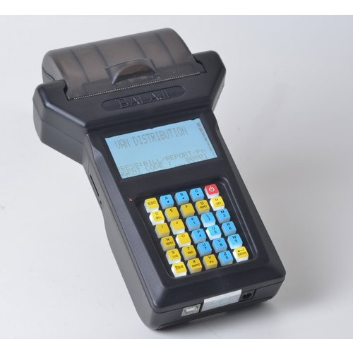 BALAJI Automatic Distribution Van Billing Machine, Warranty: 1 year, Battery Capacity: 2200 Mah