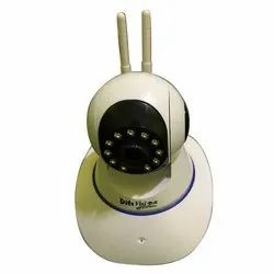 Ditsvision 3 MP Wireless IP Camera, For Indoor Use, 20 to 25 m