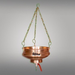 Shirodhara Pot Copper, Usage: Panchakarma