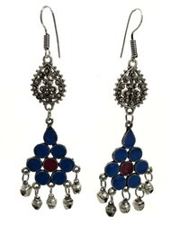 Glass Beaded Earring