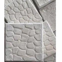 60mm Cement Parking Tiles