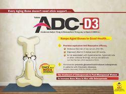 Adc D3 (Alendronic Acid & Colecalciferol Tablet)