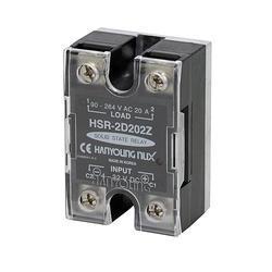 Hanyoung Nux Make Single Phase Solid State Relay