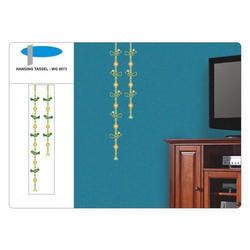 Hanging Tassel Wall Decal