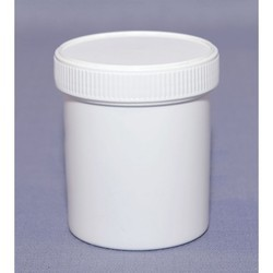 Plastic Medicine Bottle 125 ml
