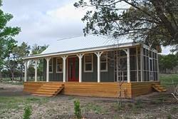 Prefabricated Residential Hut