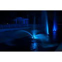 Blue Floating Led Fountain
