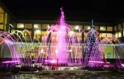 Musical Programming  Fountain