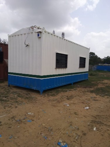 Portable Cabin Rental Service in Satellite, Ahmedabad   ID
