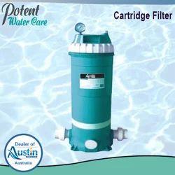 Water Cartridge Filter, Length : 15-20 inch
