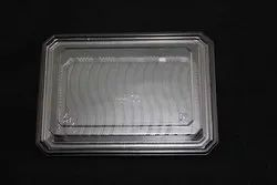 Benzon Rectangle Plastic Container