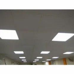 Concealed Grid PVC Aluminum T Grid Ceiling Panel, Dimensions: 600*600 Mm