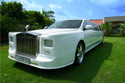 Luxurious Limousine Car On Rental
