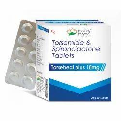 Torseheal Plus 10mg - Spironolactone Torasemide