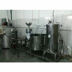 Soya Paneer Making Machinery