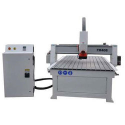 CNC Router Heavy Duty Wood Carving Machine, Model Number: TR408, Automatic Grade: Fully Automatic