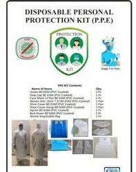 Disposable Personal Protection Kit (P.P.E)