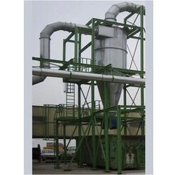High Efficiency Cyclonic Separators