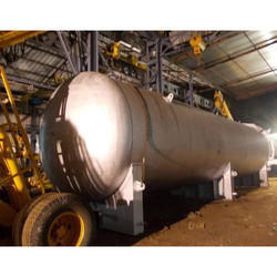 Gold Pressure Oxidation Autoclave