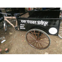 Garbage Rickshaw Bin