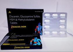 Diacerein And Mecobalamin Tablet