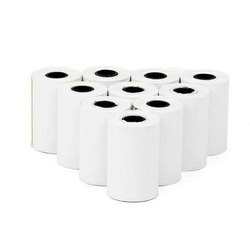Black 3inch Thermal Paper Roll