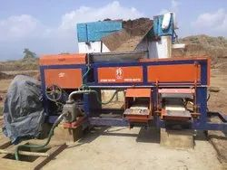Mould Type Brick Machine