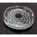 Optical Crystal Paper Weight