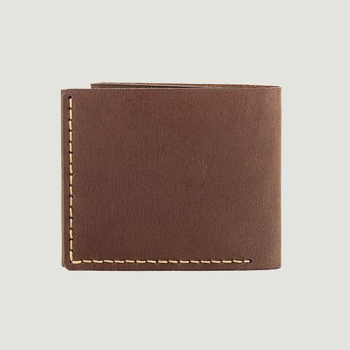 Black/Brown/Tan Etc. Foam Leather And Mens Leather Wallet, Size: Standard Pocket